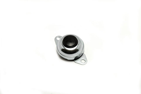 Chromed Brass Momentary Horn Button Switch - Boaterbits