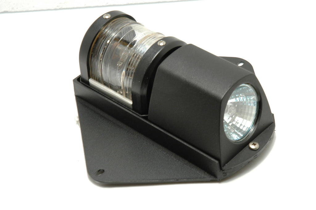 Sailboat Mast Mounted Steaming / Deck Light - Boaterbits
