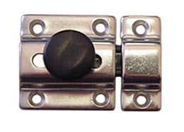 Stainless Steel Cupboard Door Slide Bolt - Boaterbits