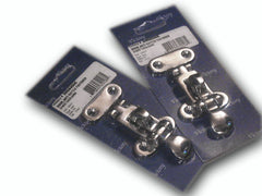 Stainless Steel Boat Hatch Fasteners Catch Pair - Boaterbits