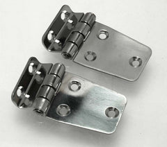 Stainless Cabinet Cupboard Hinges 3/8 Offset - Boaterbits