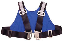 Sailboat Sailing Deluxe Safety Harness X Large - Boaterbits