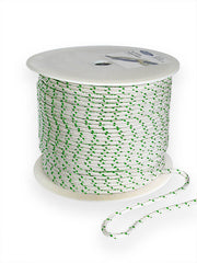 Double Braid Polyester Yacht Braid 3/8 Green - Boaterbits