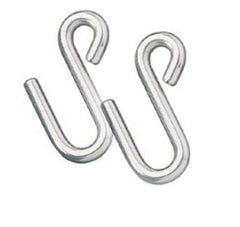 "Sailboat Rigging Cunningham Hooks Pair 1/4"" - Boaterbits"