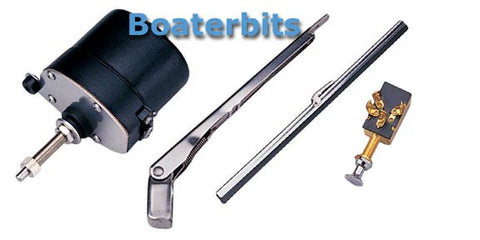 Boat Marine Windshield Wiper 80 Degree - Boaterbits