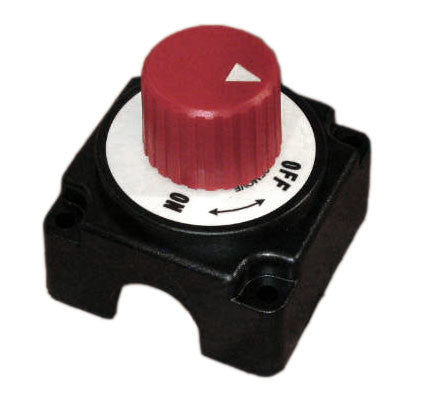 Compact Boat / Rv Battery Disconnect Switch - Boaterbits
