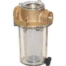 "Groco Raw Water Intake Strainer 1-1/4"" - Boaterbits"