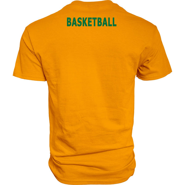 Mighty Oaks Shield T-Shirt - Basketball