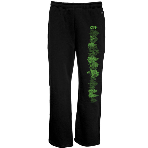 Black Treeline Sweatpants