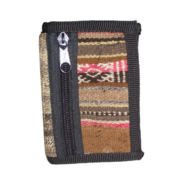 Bolivia Zip Wallets