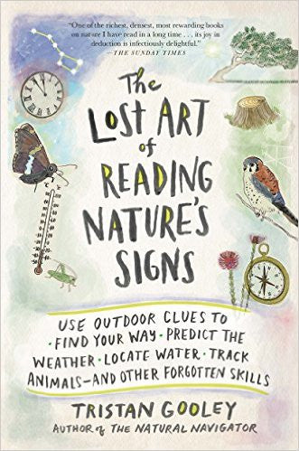 Lost Art/Reading Nature