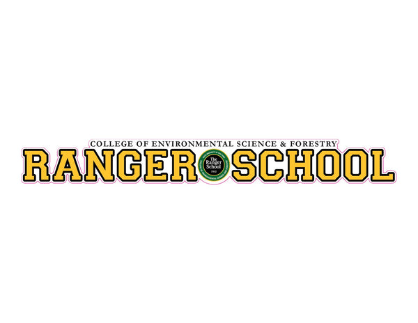 "10"" Ranger School Decal"