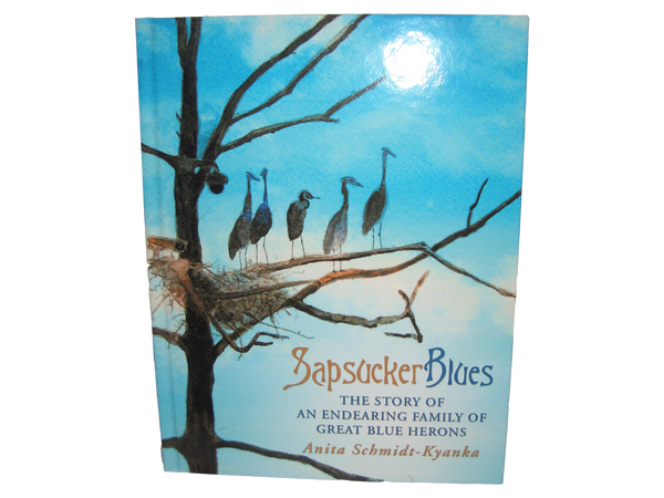 Sapsucker Blues (Softcover)