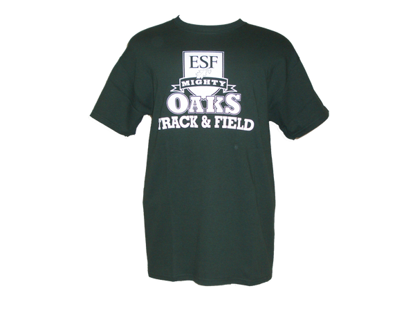 Track & Field Mighty Oaks Shield T-Shirt