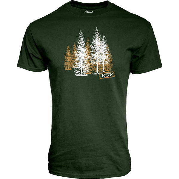 Trees Throwback T-shirt