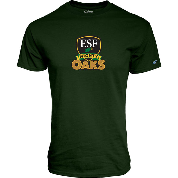 Mighty Oaks Shield T-Shirt - Woodsmen
