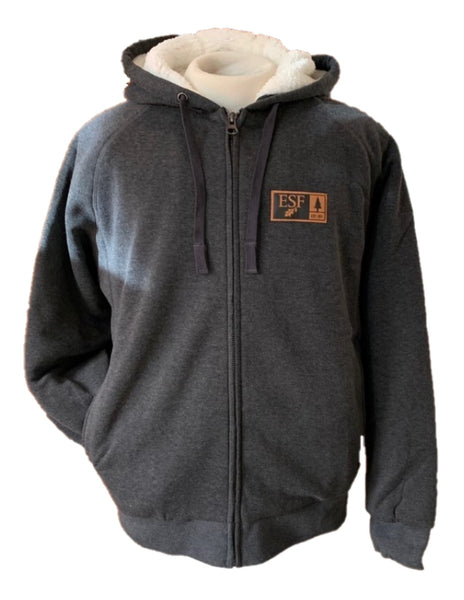 Yukon Hooded Full Zip Fleece