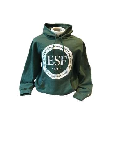 Forest Green Seal Hooded Sweatshirt
