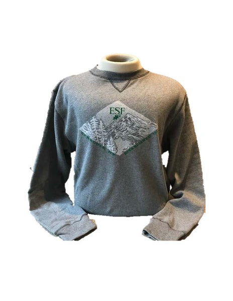 Mountains Crew Sweatshirt