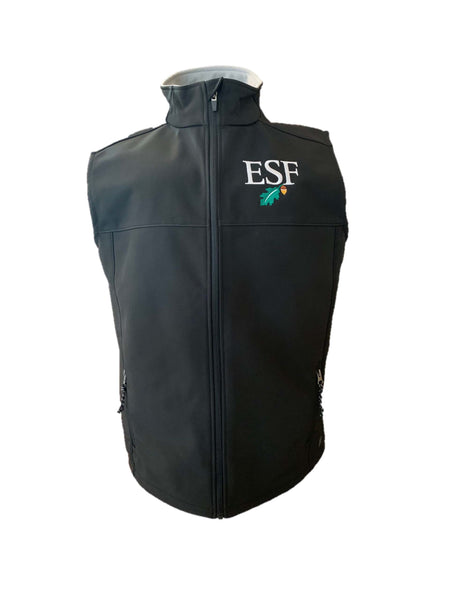 Men's Classic Soft Shell Vest