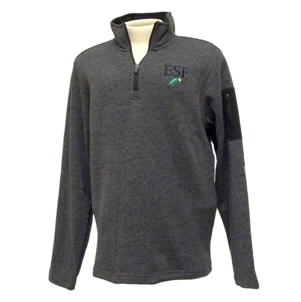 Heathered Fleece 1/4 Zip
