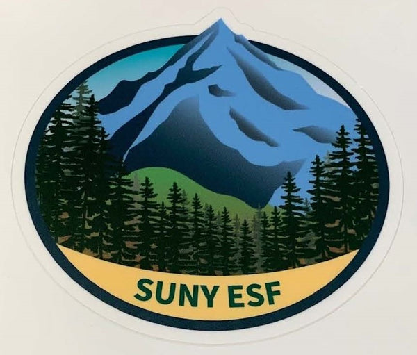 Blue Mountains Sticker