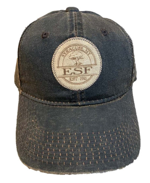 Brown Rugged Blend Hat