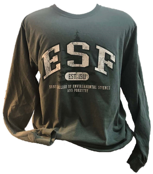 "ESF Long Sleeve ""Santanoni"" T-Shirt"