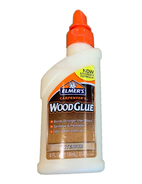 Wood Glue 4 oz.