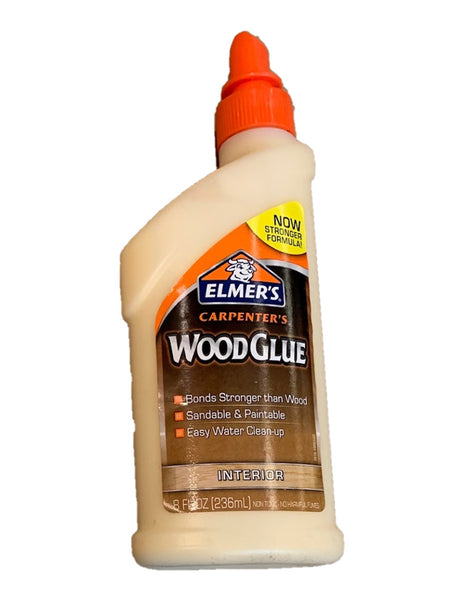 Wood Glue 8 oz.