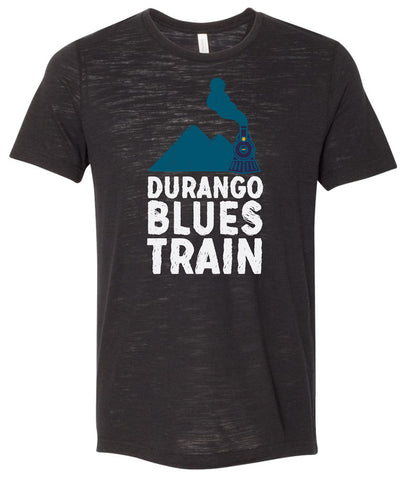 Durango Blues Train - Mountain Black Shirt