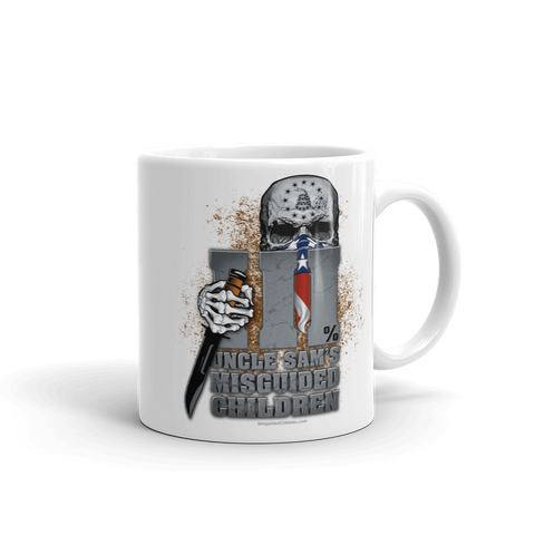 Three Percenter Coffee  Mug