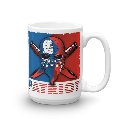 PATRIOT Coffee Mug