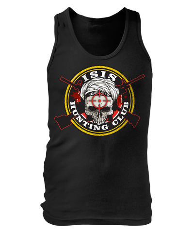 ISIS Hunting Club Tank Top