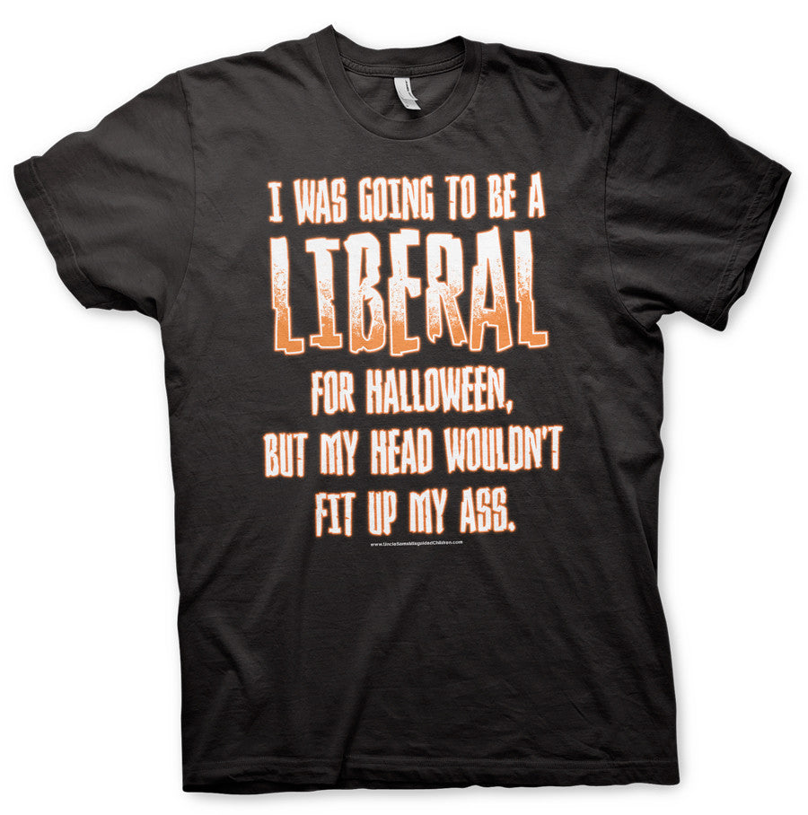 halloween non liberal t shirt uncle sam s misguided children