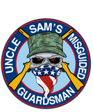 Misguided Guardsman Sticker 5""