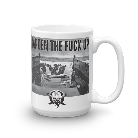 HARDEN THE FOXTROT UP  Mug