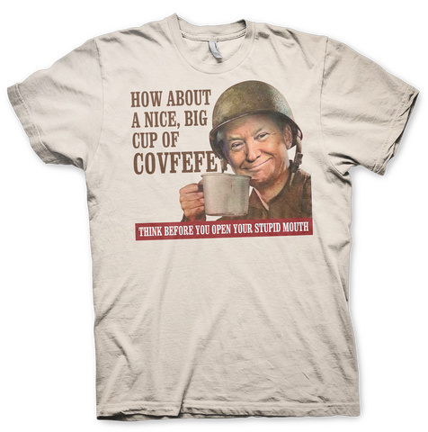 Big Cup of Covfefe T-Shirt