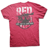 R.E.D. Friday T-Shirt (Front & Back)