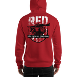 RED FRIDAY Hoodie (Front and Back)