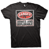 Armed & Deplorable Tee
