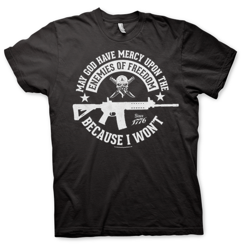 ENEMIES OF FREEDOM T-Shirt
