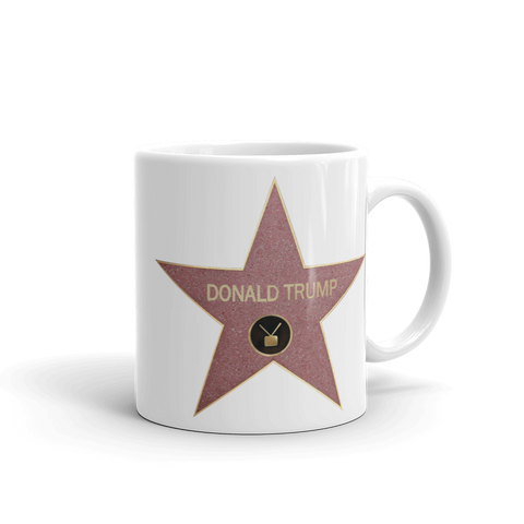 Trump Star Coffee Mug