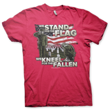 WE STAND FOR THE FLAG T-Shirt
