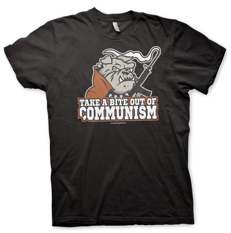 TAKE A BITE OUT OF COMMUNISM T-Shirt