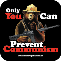 Only You Can Prevent Communism Coasters (3)