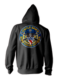 Misguided Officer Hoodie