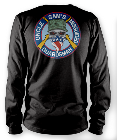 Misguided Guardsman Long Sleeve
