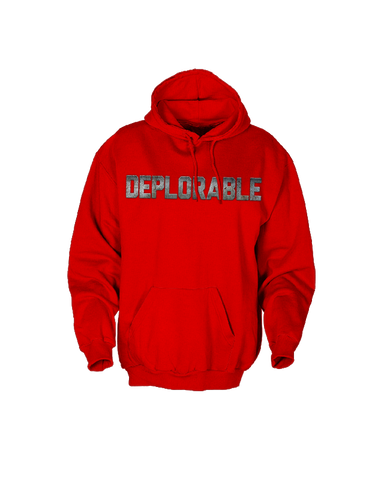 Proud Basket of Deplorables Hoodie