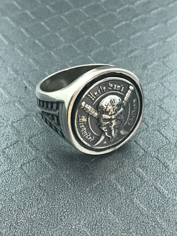 Uncle Sam's Misguided Children Ring